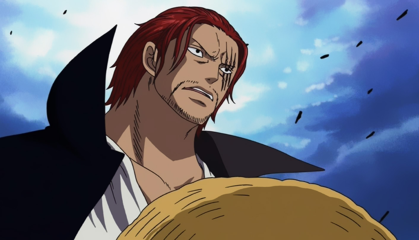 •Template• Shanks_Marineford_Colored